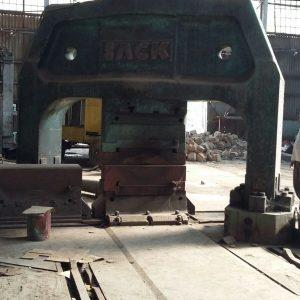 1500 ton Forging Press –  Make : Sack, Germany
